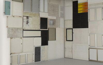 Tsibi Geva, 'Shutter Wall', 2015