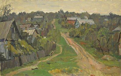 Valery Borisovich Skuridin, 'Hot springs', 1975