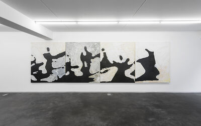 Oksana Mas, 'Flamenco (4 panels)', 2017