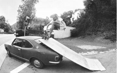 Hugh Holland, 'Auto-Ramp, Benedict Canyon, CA', 1976