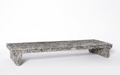 Jens Praet, 'Prototype 'Shredded' low table', 2012