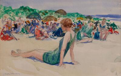 Charles Herbert Woodbury, 'Green Girl', 1926
