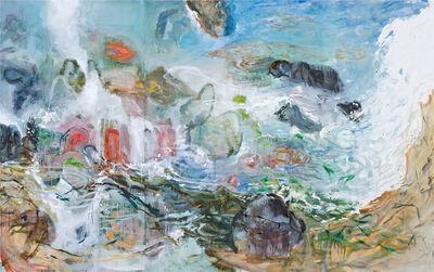 Michael Mazur, 'Busy Beach', 2008