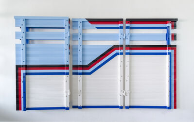 Dario Escobar, 'Geometric Construction No.7', 2015