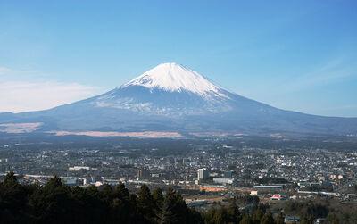 Takahiro Kaneyama, 'Mt. Fuji ', 2017