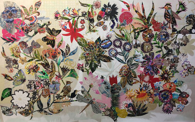 Xin Song, 'Life in Full Bloom Series 01, 怒放的生命系列 01', 2016