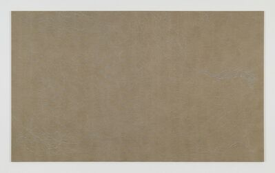 Helene Appel, 'Blue Net Painting', 2018