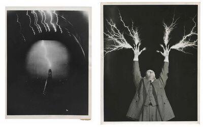 Murray Moss, 'TQ 53/54: Empire State Lightening Strike/Sermons from Science', 1938/1941