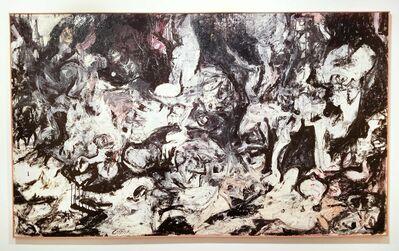 Nicolas Carone, 'Untitled (P-2524-S)', 1958