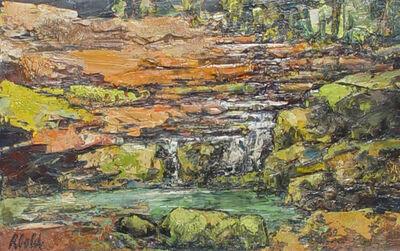 Hans Schiebold, 'Emerald Pond', 2008
