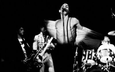 Miron Zownir, 'Iggy Pop', 1980
