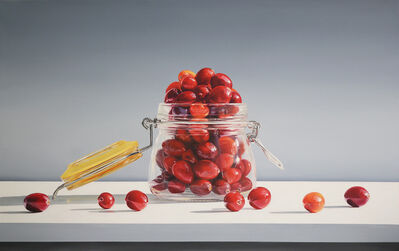 Alexandra Averbach, 'Cranberries', 2019