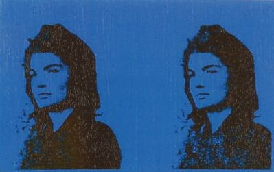 Richard Pettibone, 'Andy Warhol, 'Two Jackies'', 1964-1996