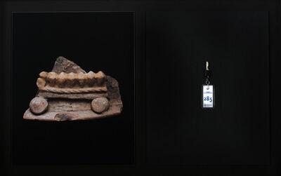 Eduardo Abaroa, 'Inserción arqueológica 285', 2014