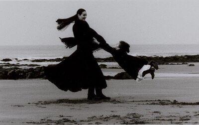 David Bailey, 'Catherine and Paloma Bailey', 1994