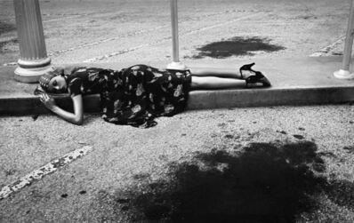 Arthur Elgort, 'Apollonia, Paris', 1971