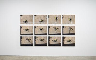 Robin Rhode, 'Parabolic Bike', 2009-2021