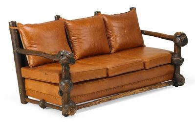 Thomas Molesworth, 'Rare three-seat sofa, Cody, WY', 1932-33