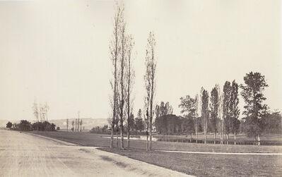 Charles Marville, 'Paysage, Bois de Boulogne', 1858/1858