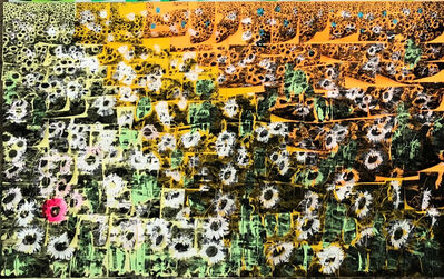 Ardan Özmenoğlu, 'Sunflowers I', 2019