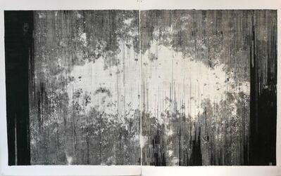 "Patrice Pantin, '""empreinte d`un tas de sable, emprunte d`un temps de chauffe""', 2012"