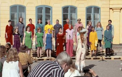 Katarzyna Kozyra, 'A Dream of Linnaeus' Daughter', 2018