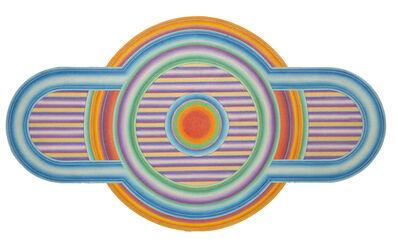 Clayton J. Gorder, 'Neon Bullseye', ca. 1974