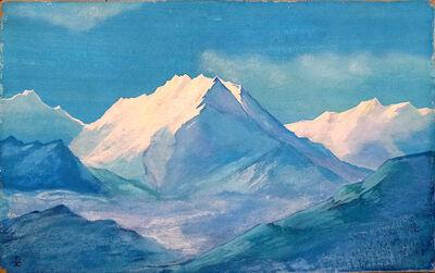 Nikolai Konstantinovich Roerich, 'Mountains Landscape', ca. 1930