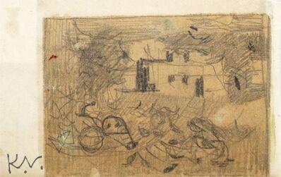 Keith Vaughan, 'House in a garden', c.1943