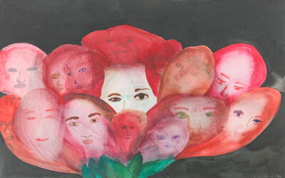 Klara Kristalova, 'I full blom / In Full Bloom', 2020