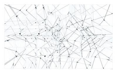Sachiyo Nishimura, 'Lines 01-3', 2013