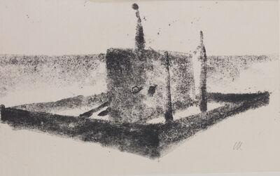 Geoffrey Clarke, 'Sketch for Man', c. 1954