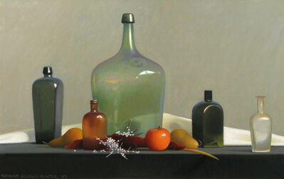Robert Douglas Hunter, 'Old Bottles and Fruit', 1997