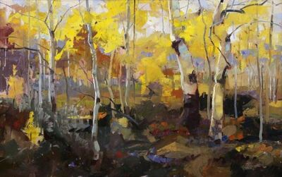 Robert Moore (b. 1957), 'Autumn's Countenance', 2016