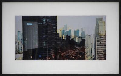 """Gottfried Salzmann, '""""From 59th Street""""', 2017"""