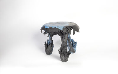 Jólan van der Wiel, 'Gravity stool, from Gravity series', 2014