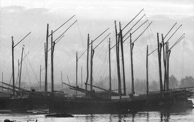 Loke Hong Seng, 'A Farewell To The Junk Boats', 1968