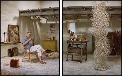 Rodney Graham, 'Pipe Cleaner Artist, Amalfi, '61', 2013