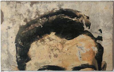 Mimmo Rotella, 'Attore', 1961