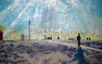Damilola Oshilaja, 'LANDSCAPE REDUX/1: When Sunshine gets blue (Park Life) ', 2018