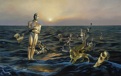 Tamen 他们, 'Floating Honor ', 2016