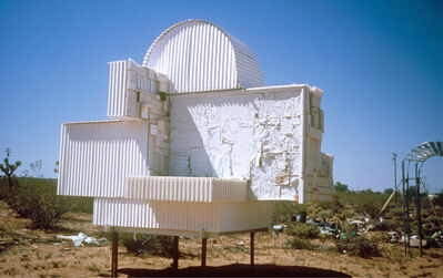 Noah Purifoy, 'Ode to Frank Gehry', 1999