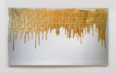 Andrew Schoultz, 'White Drip', 2012