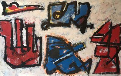 Harry Bertschmann, 'Underground Series No. 4', 1970-1979