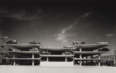 Ezra Stoller, 'Miami Parking Garage, Robert Law Weed and Associates, Miami, FL', 1948-1949