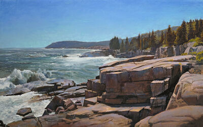 Joel Babb, 'After the Hurricane, Monument Cove, Mt. Desert Island, Maine', 2014