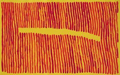 Ronnie Tjampitjinpa, 'Fire', 2015