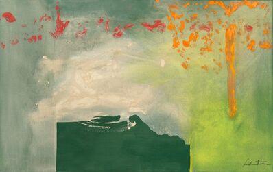 Helen Frankenthaler, 'Leprechaun', 1991
