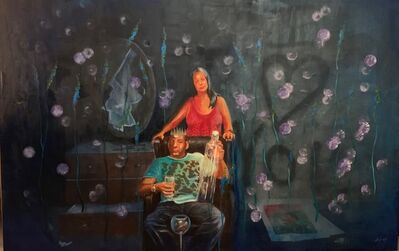 Shurooq Amin, 'Kingdom Undone', 2019