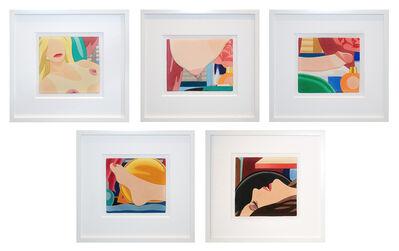 Tom Wesselmann, 'Bedroom Portfolio', 1978